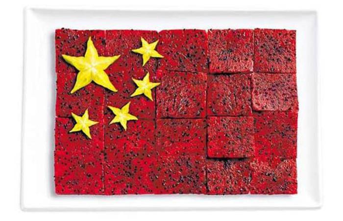 National Food Flag - China