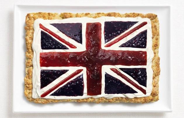National Food Flag - UK