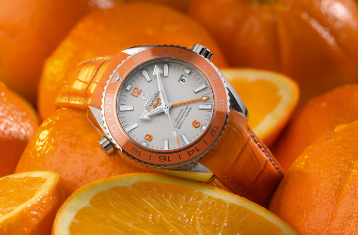 OMEGA Seamaster Planet Ocean Orange Ceramic 3