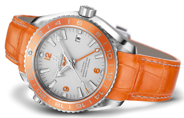 OMEGA Seamaster Planet Ocean Orange Ceramic 4