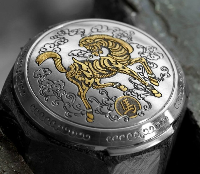Panerai Year of The Horse 5
