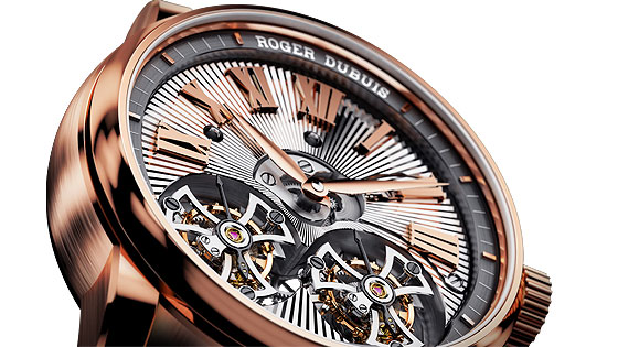 Roger Dubuis - Hommage Double Flying Tourbillon 3