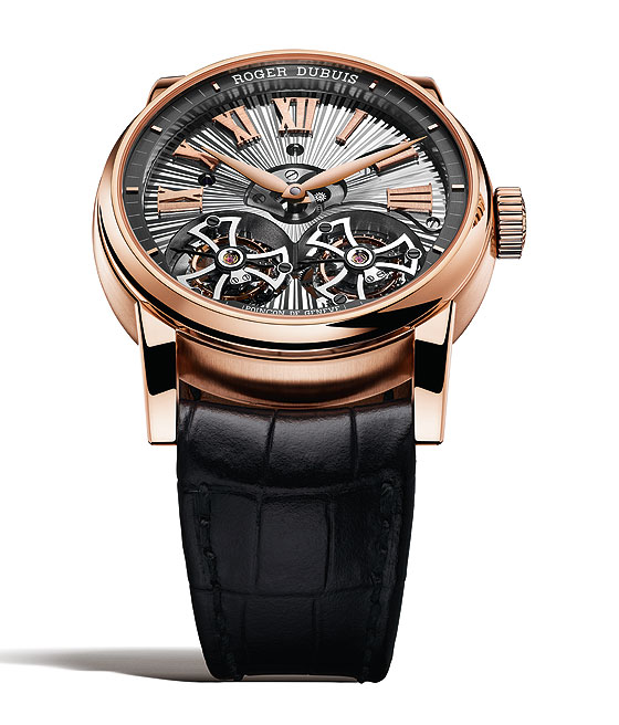 Roger Dubuis - Hommage Double Flying Tourbillon 4