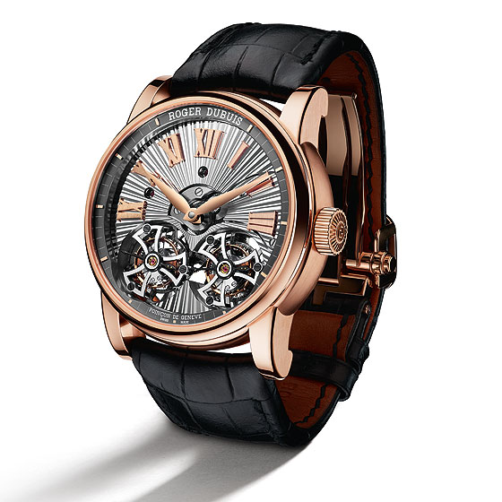 Roger Dubuis - Hommage Double Flying Tourbillon 5