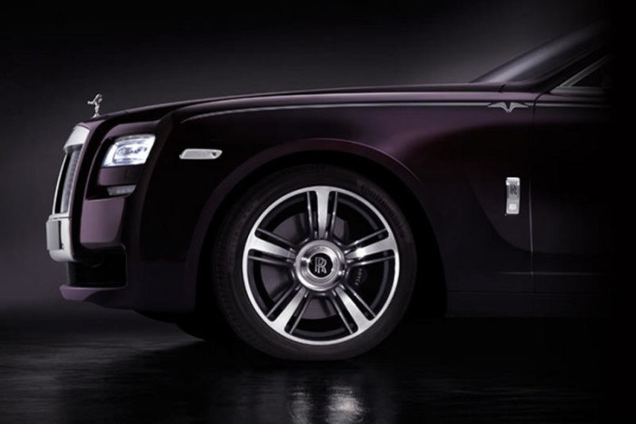 Rolls-Royce Limited Edition Ghost V Specification 10