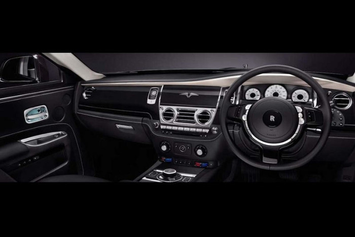 Rolls-Royce Limited Edition Ghost V Specification 2