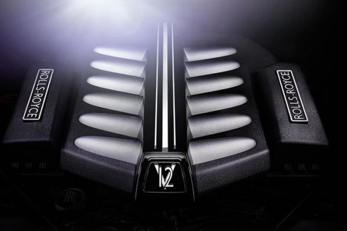 Rolls-Royce Limited Edition Ghost V Specification 5