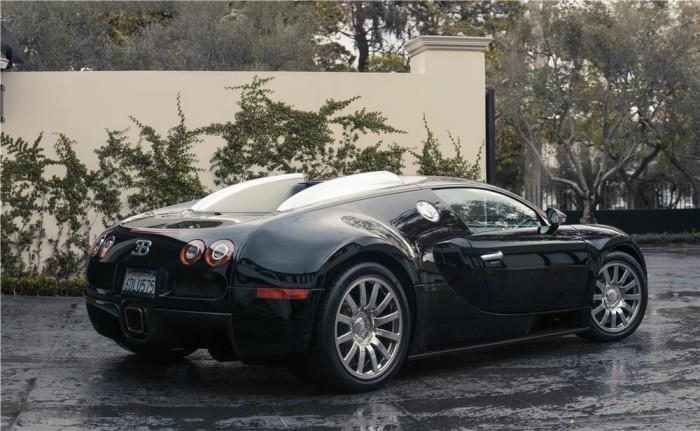 Simon Cowell Bugatti Veyron 4