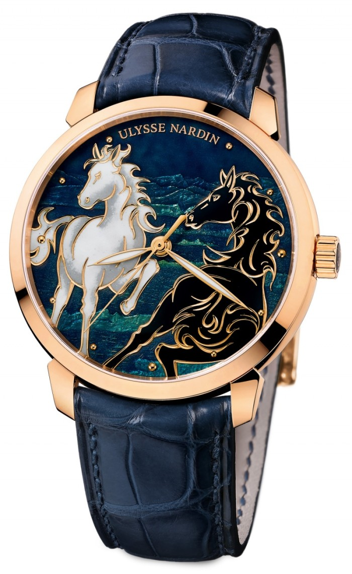 Ulysse Nardin Classico Horse 2