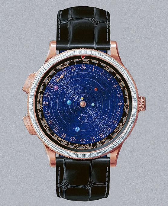 Van Cleef & Arpels Midnight Planétarium Poetic Complication - 3