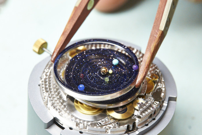 Van Cleef & Arpels Midnight Planétarium Poetic Complication - 7