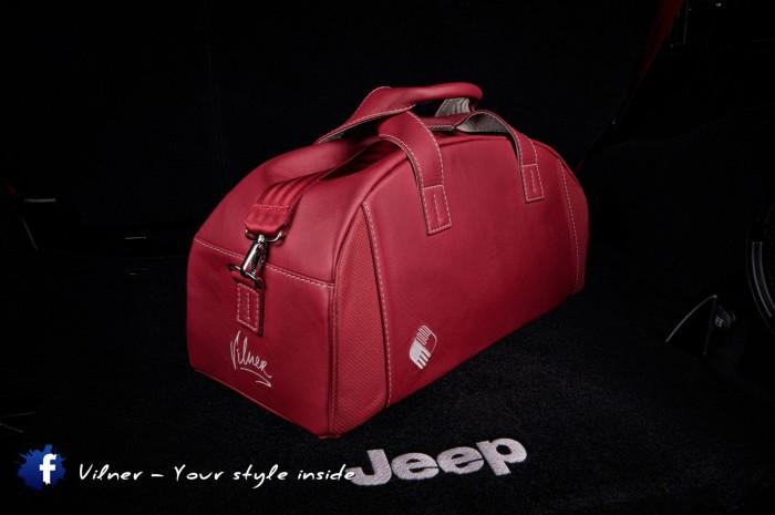 Vilner 2014 Jeep Wrangler Sahara - 12
