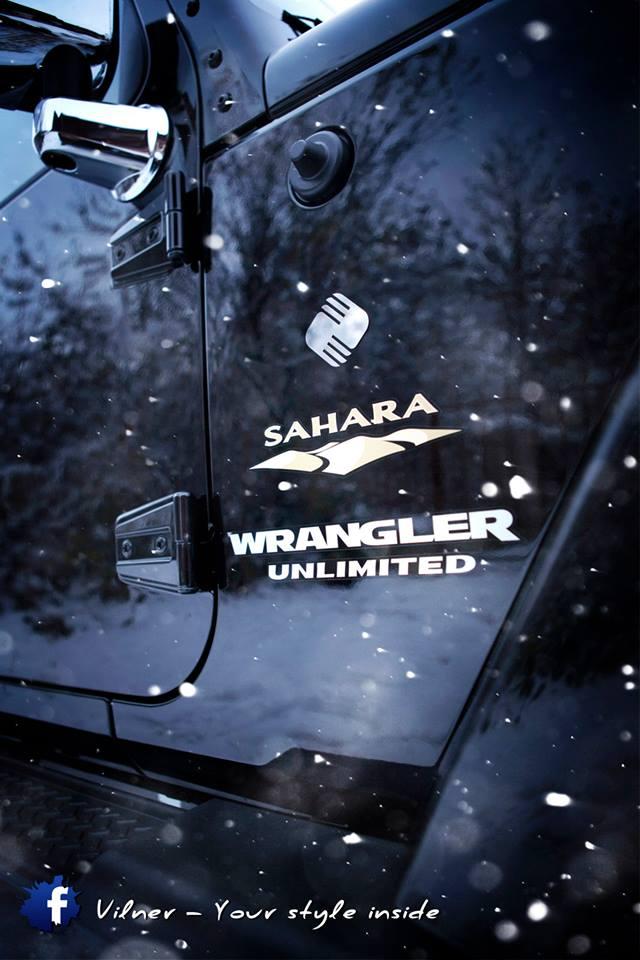 Vilner 2014 Jeep Wrangler Sahara - 5