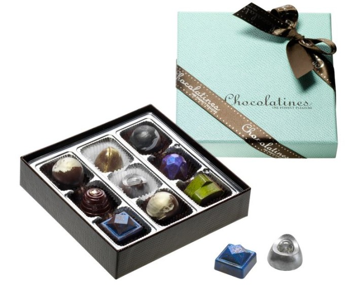 2014 Oscar goodie bag - Chocolatines