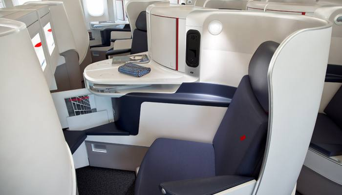 Air France Busniess Class 2