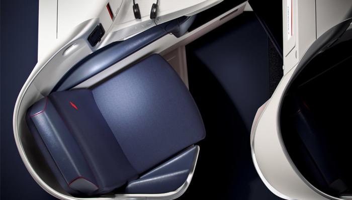 Air France Busniess Class 4