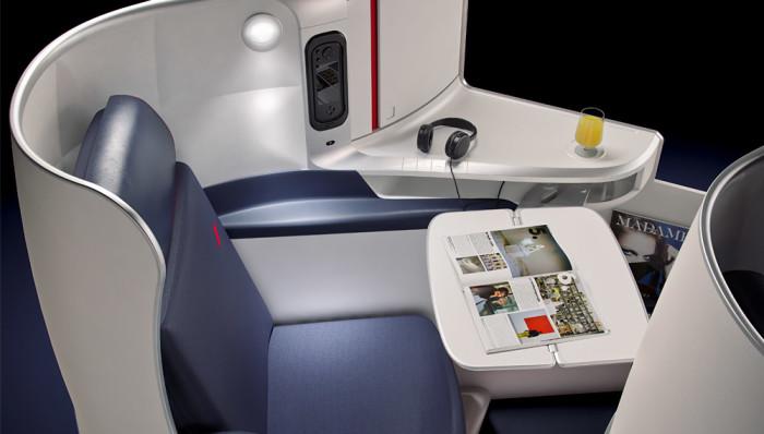 Air France Busniess Class 5