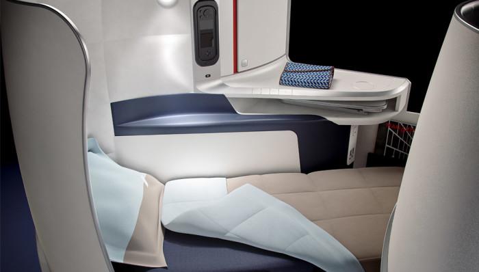 Air France Busniess Class 6