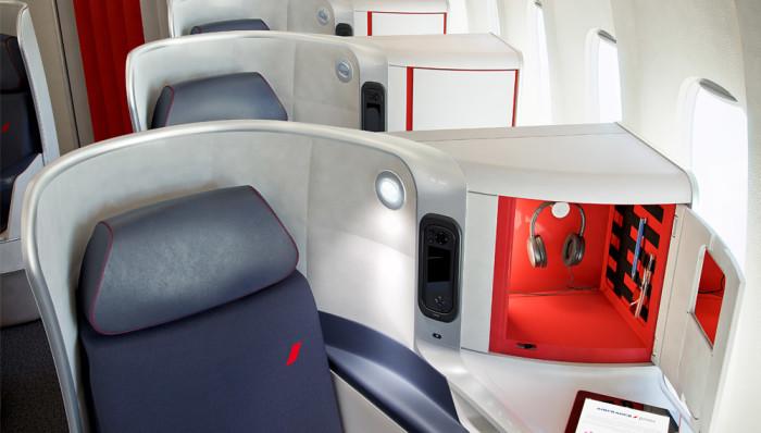 Air France Busniess Class 7