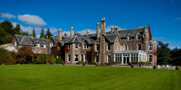 Andy Murray - Cromlix House Hotel 1