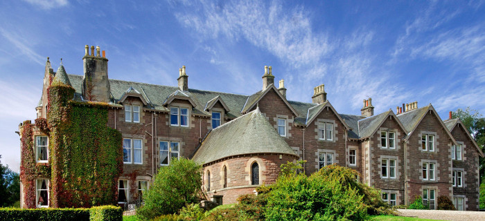 Andy Murray - Cromlix House Hotel 6