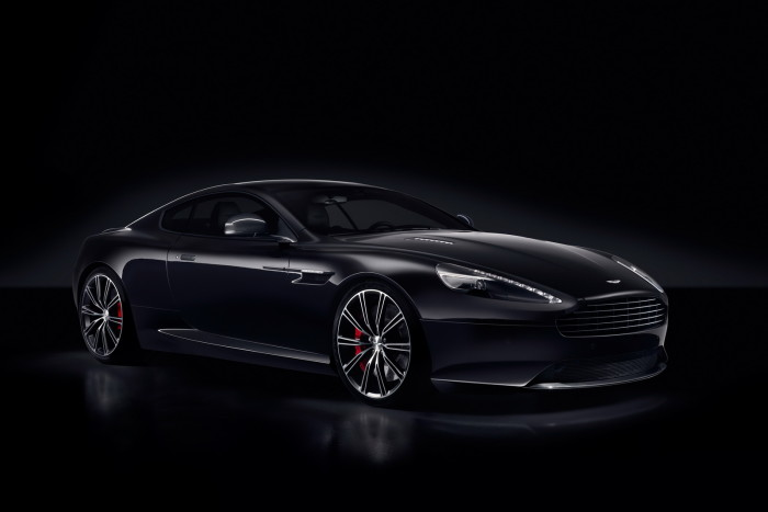 Aston Martin - DB9 Carbon Black 1