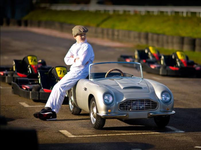 Aston Martin For Kids 1