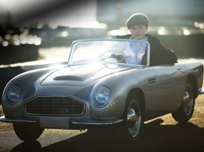 Aston Martin For Kids 2