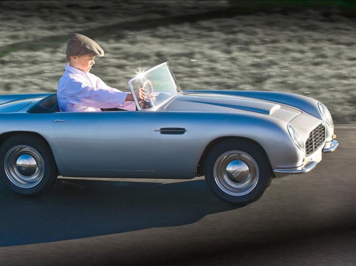 Aston Martin For Kids 3