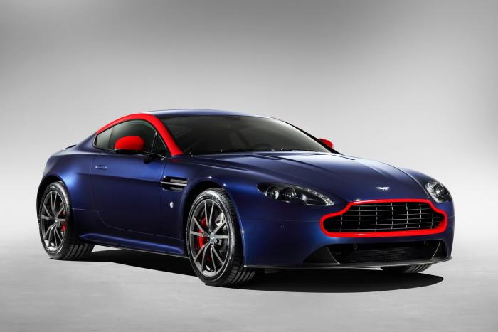 Aston Martin - V8 Vantage N430 1