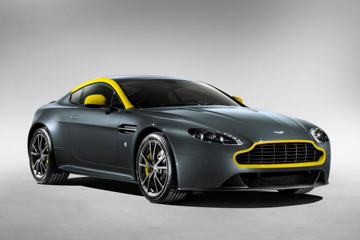 Aston Martin - V8 Vantage N430 2