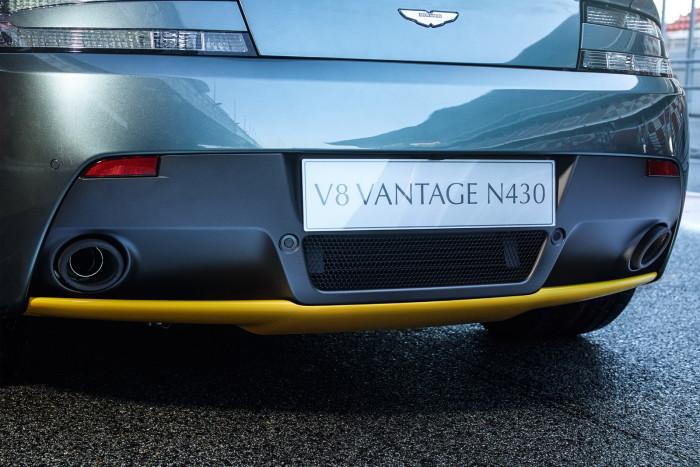 Aston Martin - V8 Vantage N430 3
