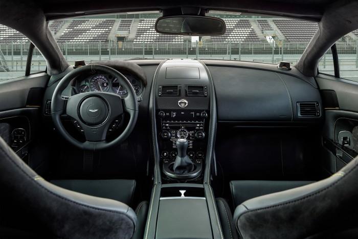 Aston Martin - V8 Vantage N430 8