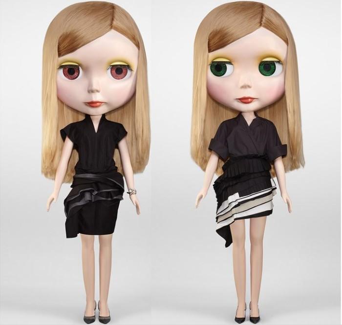 Bottega Veneta - Blythe Doll 1