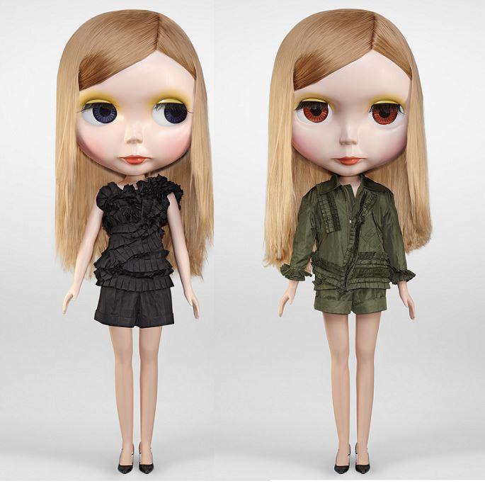 Bottega Veneta - Blythe Doll 2