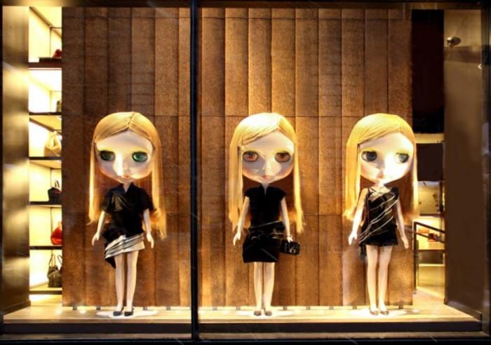 Bottega Veneta - Blythe Doll 3