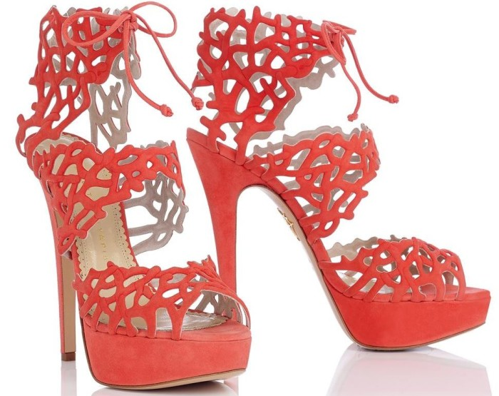 Charlotte Olympia - Goodness Gracious Reef