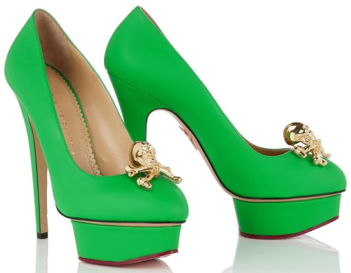 Charlotte Olympia - The Dolly Roger