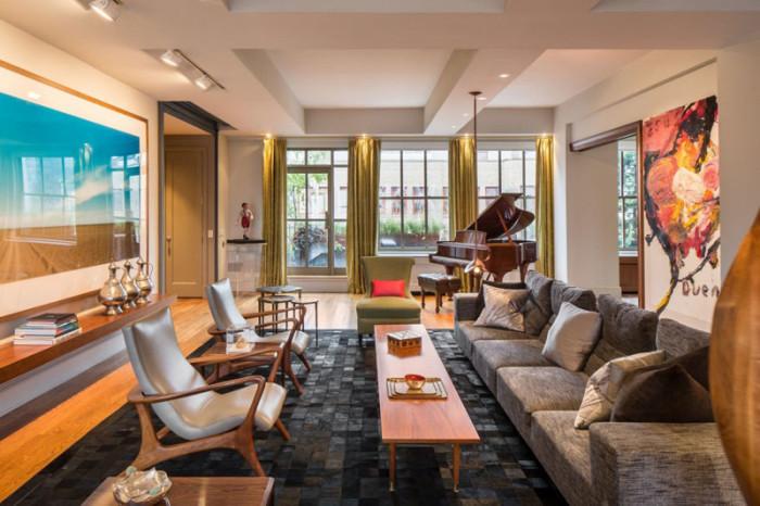Chelsea Pre-War Luxury Condominium 1