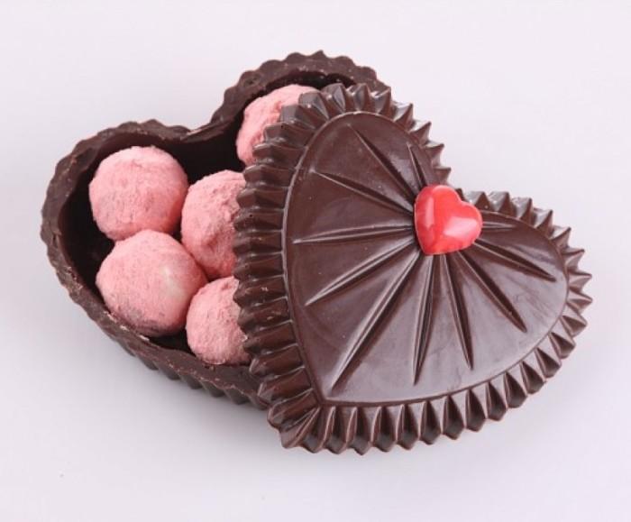 Daniel Boulud - Valentine's Day chocolate 1