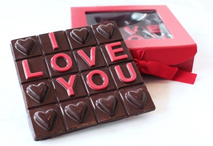 Daniel Boulud - Valentine's Day chocolate 2