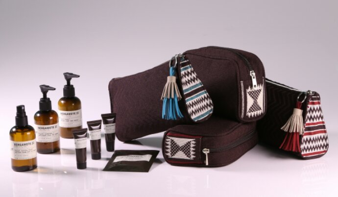 Etihad Airways Sougha Amenity Kit 3
