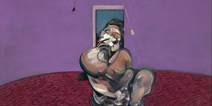 Francis Bacon Portrait of George Dyer Talking 1