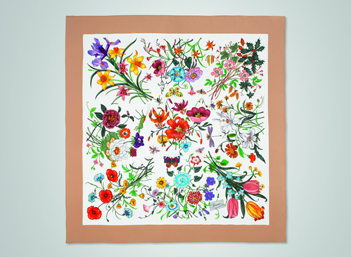 Gucci Flora Collection Japan 50 Years 3
