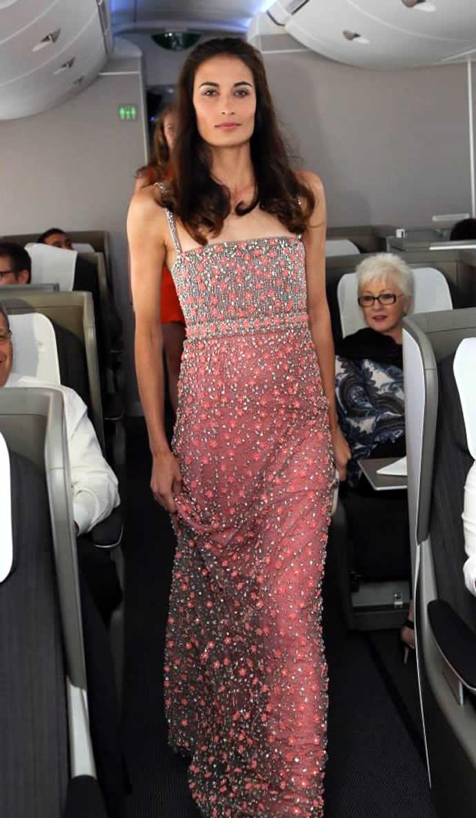 Harrods Catwalk British Airways 5