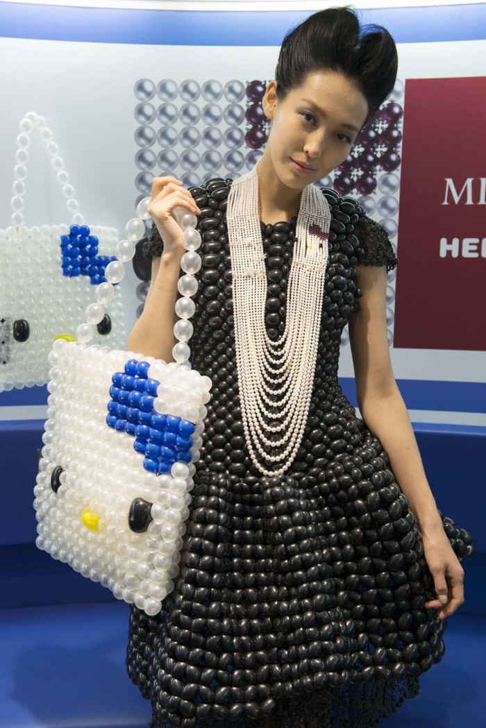 Hello Kitty Mikimoto 10