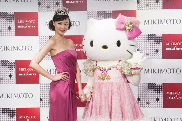 Hello Kitty Mikimoto 8