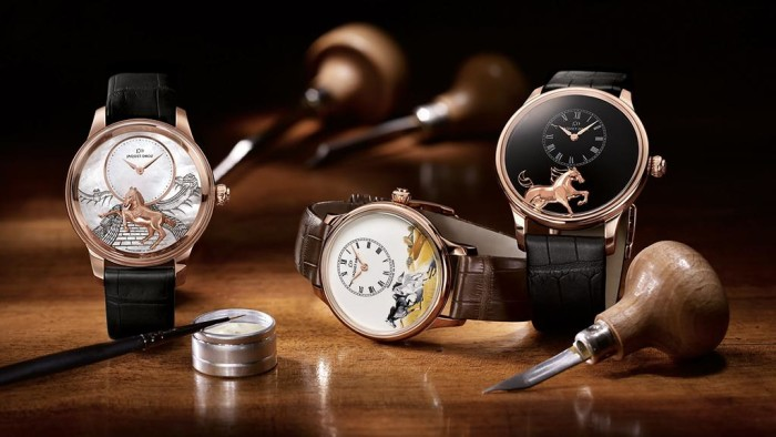 Jaquet Droz - Year of the Horse 1