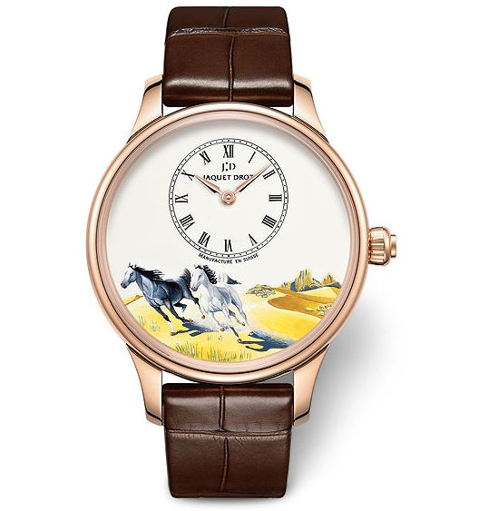 Jaquet Droz - Year of the Horse 2