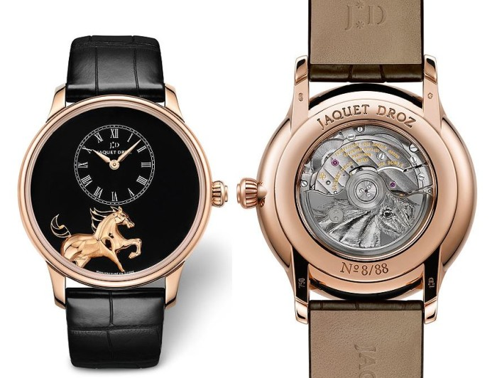 Jaquet Droz - Year of the Horse 3